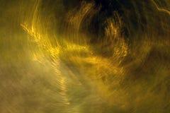 Die Beschaffenheit der Goldfarbe für Hintergrund Lizenzfreie Stockfotografie