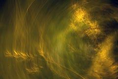 Die Beschaffenheit der Goldfarbe für Hintergrund Stockbilder
