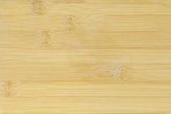 Die Beschaffenheit des glatten Holzes Die Ansicht von der Oberseite Stockbild
