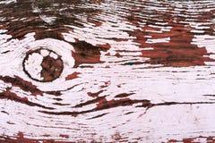 Die Beschaffenheit einer alten Planke Stockfoto