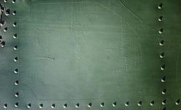 Die Beschaffenheit ist metallisch Industrieller Hintergrund von einem alten rostigen lizenzfreie stockbilder