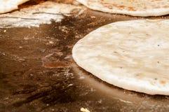 Die beteiligten Kornebenenkuchen Stockfotos