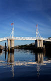 Die Betrag-Brücke Lizenzfreie Stockfotos
