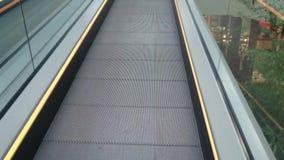 Die bewegliche Rolltreppe stock footage