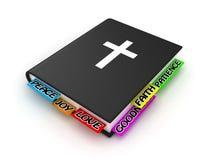 Die Bibel lizenzfreie abbildung