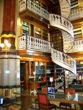 Die Bibliothek des Kapitols stockbilder