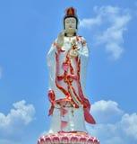 Die Bilder von Guanyin Lizenzfreies Stockbild