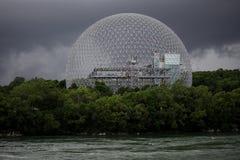 Die Biosphäre lizenzfreie stockfotos