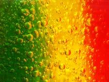 Die Blasen im Gelee stockfotografie