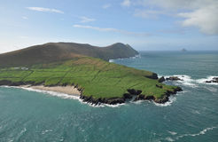 Die Blasket Inseln, Dingle, Co Kerry Irland stockbilder