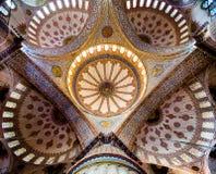 Die blaue Moschee Stockbilder