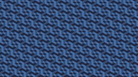 Die blaue strukturierte Wand Beschaffenheit 3d Stockfotografie
