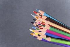 Die Bleistifte Lizenzfreie Stockbilder