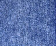Die Blue Jeans-Beschaffenheit Lizenzfreies Stockbild