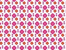 Die Blumen weiße Tapete und Hintergrund lizenzfreies stockfoto