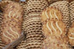 Die Bonbons des Bretonen Stockfoto
