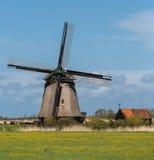 Die Bosmolen-Mühle Stockbilder