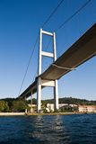 Die Bosphorus Brücke Lizenzfreies Stockbild