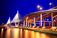 Die Brücke Lizenzfreie Stockfotografie