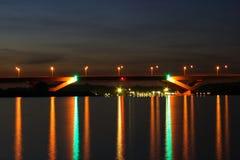 Die Brücke Lizenzfreies Stockfoto