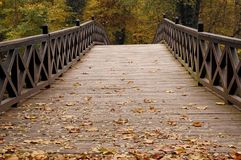 Die Brücke Stockfotos