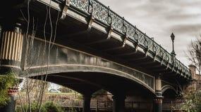 Die Brücke Lizenzfreie Stockfotos