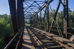Die Brücke Lizenzfreies Stockbild