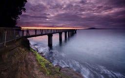 Die Brücke der Götter Lizenzfreies Stockbild