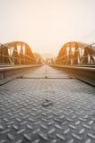Die Brücke des Fluss kwai Stockbild