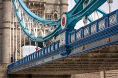 Die Brücke des Turms Lizenzfreie Stockbilder