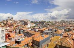 Die Brücke Dom Luiss I Porto, Portugal lizenzfreies stockbild
