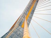 Die Brücke Rama 8 Lizenzfreies Stockbild