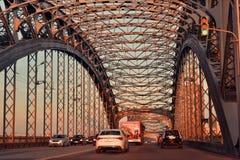 Die Brücke von Peter der Große Lizenzfreie Stockfotos