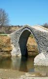 Die Brücke von Pramortsa in Kozani, Griechenland Lizenzfreies Stockfoto