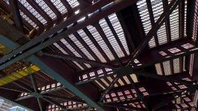 Die Brücken über Chicago River - CHICAGO VEREINIGTE STAATEN - 11. JUNI 2019 stock footage