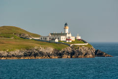 Die Bressa-Licht-Shetlandinseln-Inseln Stockbild