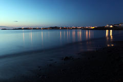 Die Bucht lizenzfreies stockfoto