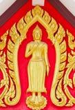 Die Buddha-Statue Stockfotos