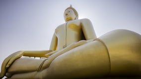 Die Buddha-Statue lizenzfreies stockfoto