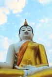 Die Buddha-Statue Lizenzfreies Stockbild