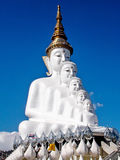 Die Buddha-Statue Stockfotografie