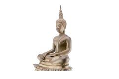 Die Buddha-Statuenantike Stockbild