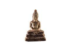 Die Buddha-Statuenantike Lizenzfreie Stockbilder