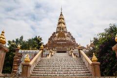 Die buddhistische Kirche Stockbilder