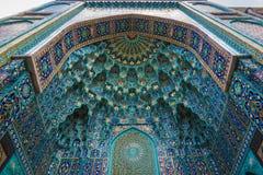 Die bunte Moschee von St Petersburg stockbilder