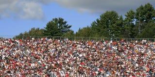 Die bunte Welt von NASCAR 2 Stockfotos