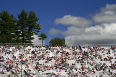 Die bunte Welt von NASCAR 3 Stockfotografie