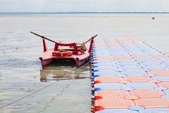 Die bunten Boote Lizenzfreie Stockbilder