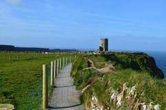 Die Burren-Weise in Irland stockfoto