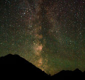 Die Buryat Sterne Lizenzfreies Stockfoto